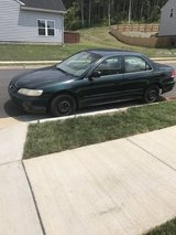 2001 Honda Accord VP in Fort Campbell, Kentucky