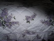 COMFORTER/SPREAD  lilacs in Cherry Point, North Carolina