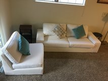 FINAL -IKEA couch set used less than 1 year! WASHABLE! in Glendale Heights, Illinois