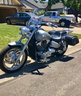 2004 Honda VTX 1300 in Roseville, California