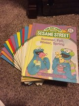 On my way with Sesame Street(set of 15) in Lawton, Oklahoma