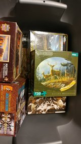 puzzles in Fort Hood, Texas