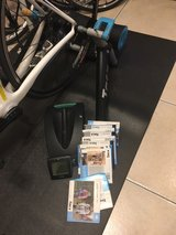 Tacx trainer with extra software in Okinawa, Japan