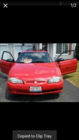 For parts 2002 Chevy Monte Carlo SS in Morris, Illinois