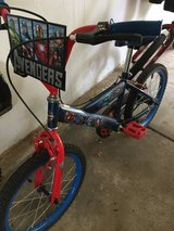 Boys bike in Glendale Heights, Illinois