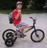 Adaptive Training Wheels and Wheel Stabilizer Kit in Ramstein, Germany
