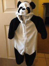 Toddler panda costume 18-24 months in Belleville, Illinois