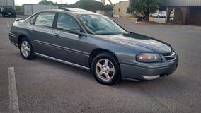 Reduced...2005 Chevy Impala.. Good deal!!! in Fort Campbell, Kentucky