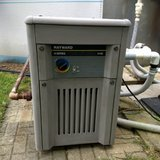 Hayward pool heater, 150,000 BTU in Lockport, Illinois