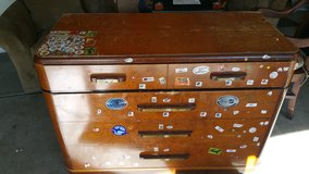 Old but solid dresser in Lockport, Illinois