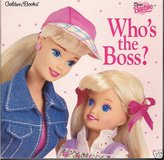 Dear Barbie Book Who's The Boss?  Golden Books Age 4 - 8 Vintage 1997 in Chicago, Illinois