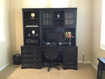Desk and File Cabinet in Vacaville, California