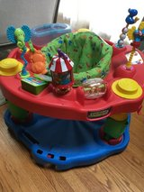 Exersaucer in Bolling AFB, DC