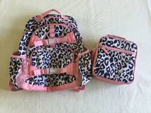Pottery Barn Kids Backpack & Lunchbox in Naperville, Illinois