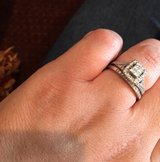 Diamond Engagament & Wedding Band in Fort Polk, Louisiana