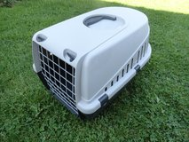 small plastic pet carrier in Lakenheath, UK