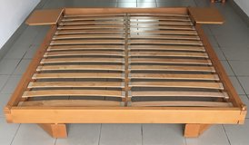 Japanese bed frame in Ramstein, Germany