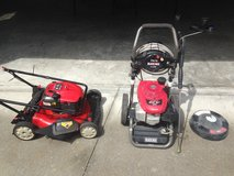 Lawn Mower and/or Power Washer in Camp Lejeune, North Carolina