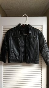 Boys Black Jacket Size 7 in Fort Campbell, Kentucky