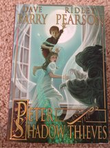 The second and third books in the Peter and the Starcatchers trilogy in Manhattan, Kansas