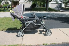 Double Stroller in Oswego, Illinois