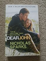 dear john by Nicholas sparks in DeRidder, Louisiana