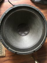 "Speaker 19"" across Cerwin-Vega Model 187 in Fort Knox, Kentucky"