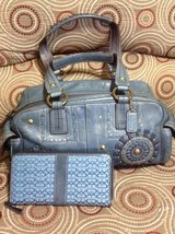Authentic Coach Bag and Full size zip around Coach Wallet in Leesville, Louisiana