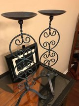 Iron Candle Holders in Naperville, Illinois