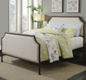 Queen bed frame - NEW in St. Louis, Missouri