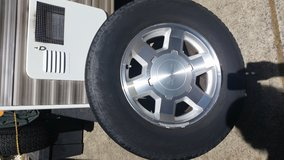 GMC 17 inch Wheels and Tires in Vacaville, California
