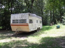 Older Camper in Cleveland, Texas