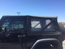 2010 jeep jk soft top in Barstow, California