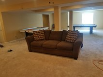 3 seat couch in Naperville, Illinois