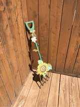 Cute Rake Decoration in Alamogordo, New Mexico