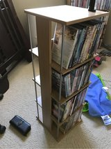 DVD 4 Tier Shelves in Fairfield, California