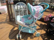 Fisher Price Stroller Exc Condition in Naperville, Illinois