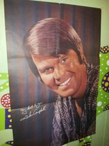 Glen Campbell poster in Tinley Park, Illinois