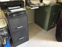 filing cabinets/DESK in Vacaville, California