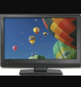 "Dynex DX-L19-10A - 19"" LCD TV widescreen 720p HDTV Bedroom Kids Children in Kingwood, Texas"