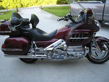 2005 honda goldwing. excellent condition. in Cherry Point, North Carolina