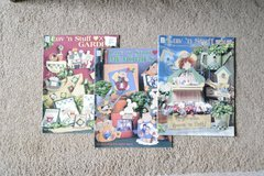 Decorative Painting Craft Books - Set of 3 in Alamogordo, New Mexico