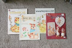 Decorative Painting Craft Book - Whimsical patterns, Bone Appetit, www.friends.com, The Rose Par... in Alamogordo, New Mexico