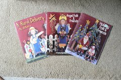 Decorative Painting Craft Books - A Rural Delivery, Angel Folk & Friends, and Holiday Folk & Fri... in Alamogordo, New Mexico