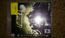 ps3 gamee in 29 Palms, California