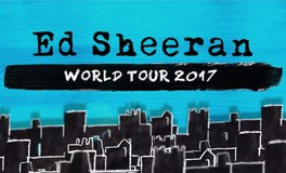 (3) Ed Sheeran w/James Blunt Tickets in Naperville, Illinois