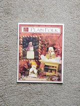 Decorative Painting Craft Book - Plain Folk by Ginger Barlage in Alamogordo, New Mexico