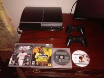 PS3 with Accessories in Camp Lejeune, North Carolina