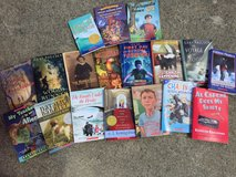 New Books for 3rd - 6th grades in Okinawa, Japan