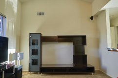 Entertainment Center, Very Nice great quality! in Travis AFB, California